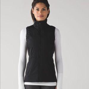 Lululemon black vest